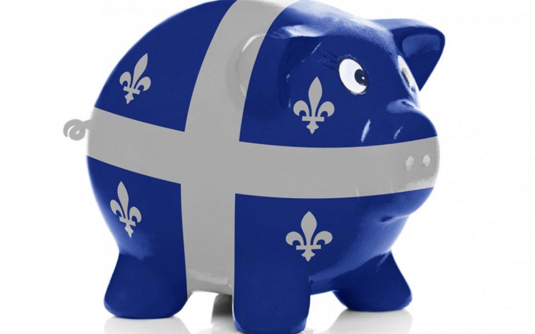 Combien coûte le régime des rentes du Québec